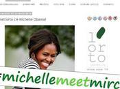 L'orto Michelle vorrebbe incontrare persona personalmente Obama mostrarle blog! #michellemeetmirco @FLOTUS @lortodimichelle