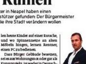 """magazine tedesco Stern: """"Napoli risorta dalle rovine..De Magistris rivoluzionario"""""""
