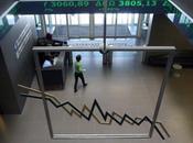 Wall Street teme Grecia. titolo campeggia po...
