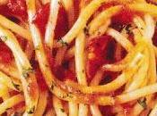 Pasta: Bucatini salamino