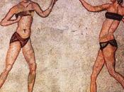 lingerie femminile nell'antichità: capo d'abbigliamento arma seduzione?