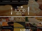 Foodmadeinitaly.eu: nuova dedicata alla cucina italiana