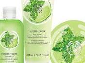 Virgin Mojito your body Body Shop!