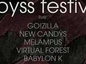 all'Abyss Festival giugno, Recanati)
