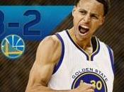 Finals 15/06/2015: Curry fire, Golden State avanti