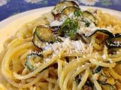 Ricetta degli spaghetti alla Nerano, specialità amalfitana