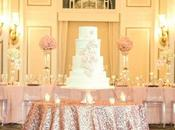 Wedding cake Table: Come presentare vostra torta nuziale