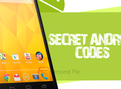 Codici segreti Android menu funzioni nascoste