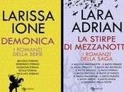Novità ebook collezioni digitali Leggereditore: LARA ADRIAN LARISSA IONE