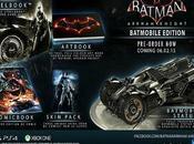 Batman Arkham Knight Batmobile Edition stata cancellata