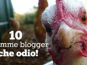 mamme blogger odio
