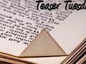 Teaser Tuesdays:L'oceano fondo sentiero