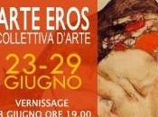 ARTE EROS alla Galleria Spazio40