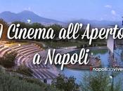 Cinema all'Aperto dell'Estate 2015 Napoli