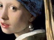 Schema punto croce: Ragazza l'orecchino perla