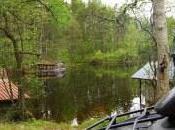 Finlandia adrenalina: attività dentro fuori dall'acqua lago Saimaa