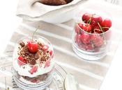 """Trifle """"Foresta Nera"""" allo yogurt greco"""