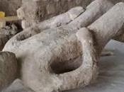 Restauro calchi umani Pompei: nuova scoperta ricercatori