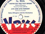 """anni """"V-Disc"""" Jazz rientrava Italia"""