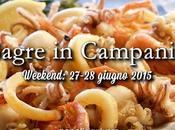 sagre perdere Campania: weekend 27-28 giugno 2015