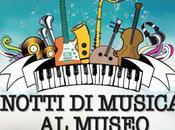 "21/06 13/09 2015 ""Notti Musica Museo"""