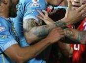 Cile-Uruguay, perde gioco, vincono Sanchez e…Jara
