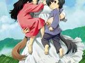 Wolf children yuki bambini lupo