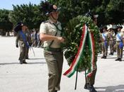 Trapani/ Bersaglieri Reggimento celebrano Alessandro Marmora 179° Anniversario Della Costituzione Corpo