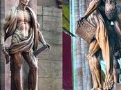 statua Bartolomeo Scorticato Duomo Milano