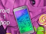 Samsung annulla l'aggiornamento 5.1.1 Galaxy Alpha