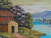 Schema punto croce: Paesaggio_77