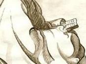 Evagrius Ponticus sulla gola