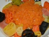 Sapori Antichi Pasta Zanier ragù carote, peperoni sedano