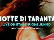 Notte della Taranta Lost Paradise Club Bacoli