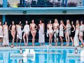 Raffaella Angelo: Esclusiva sfilata beachwear Tennis Club Alberto Bonacossa