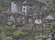 Schema punto croce: Paesaggio_88