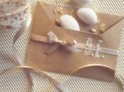 Tutorial busta carta, riso confetti