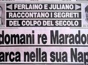 Video inedito. Giugno 1984, firma Maradona Napoli