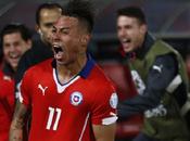 Video. Fenomeno Vargas: volte rete Cile vola finale!