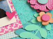 #CraftAsylum Scrap decor riciclo creativo