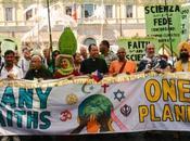 Laudato alla Marcia Clima. Uniti Pianeta