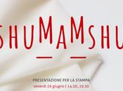 Shumamshu, nuova avventura creativa Martino Midali