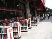 It's books, stupid! Reading sexy York. Greenwich Village bookstores
