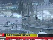Immagini video terremoto dello tsunami Giappone