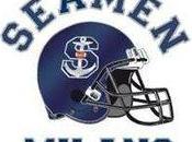 "Football Americano: Sfida d'alta quota ""Seamen"