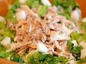 Dimagrire gusto: insalata pollo guizzo