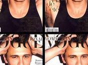 James Franco Vogue Hommes International Richardson Preview