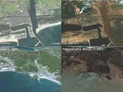 Giappone: satellite prima dopo terremoto tsunami