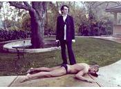 Marilyn Manson Shoots Chad White L'Uomo Vogue