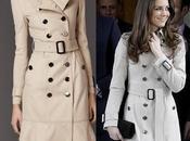 FASHION ICON// Kate Middleton Burberry